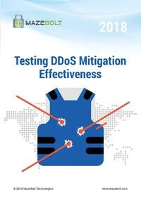 Testing mitigation effectiveness