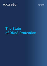 Report - The State of DDoS Protection