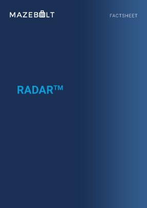 Datasheet - DDoS Radar